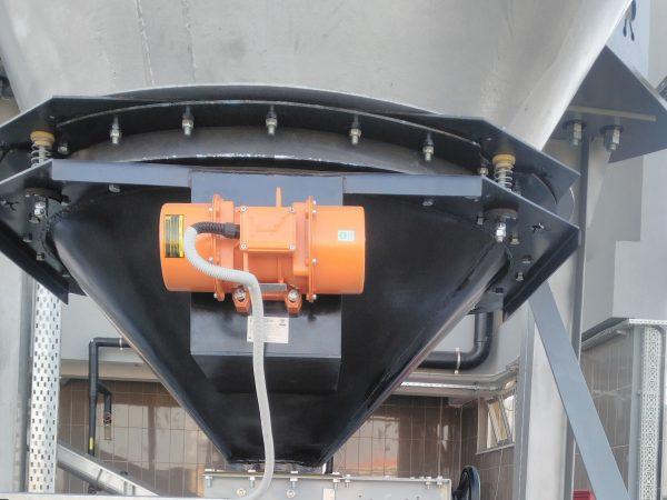 Bin activator, titreşimli konik, vibro aktivator, titreşimli silo boşaltıcı